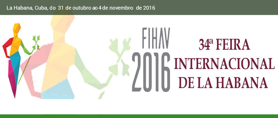 Grupo DG presente na FIHAV 2016